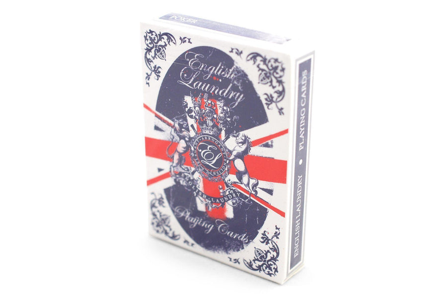 English Laundry Playing Cards by Dan & Dave