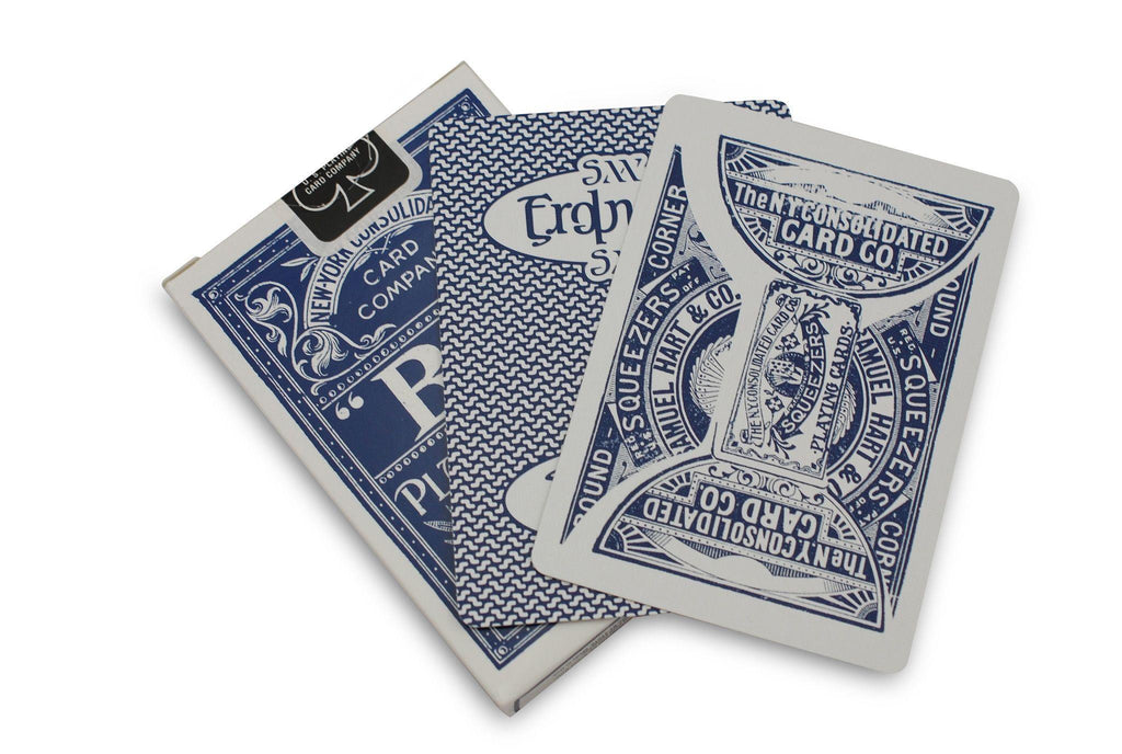 Erdnaseum Playing Cards - RarePlayingCards.com - 7