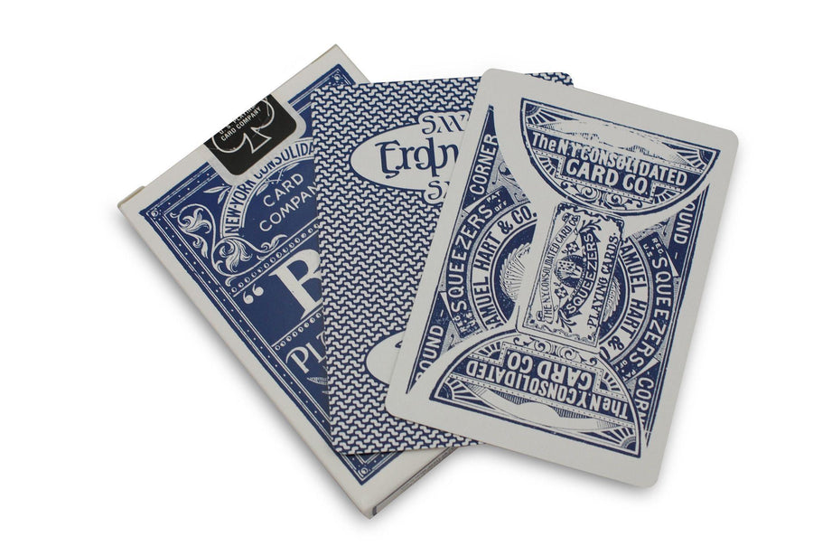 Erdnaseum Playing Cards by Conjuring Arts