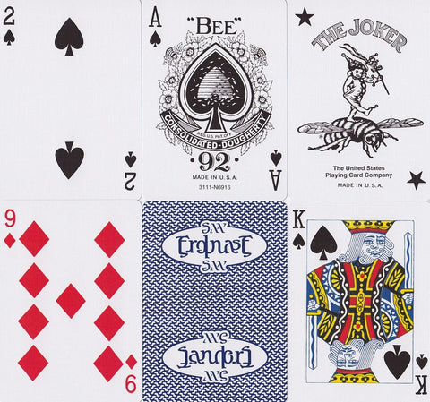 Erdnaseum Playing Cards - RarePlayingCards.com - 1