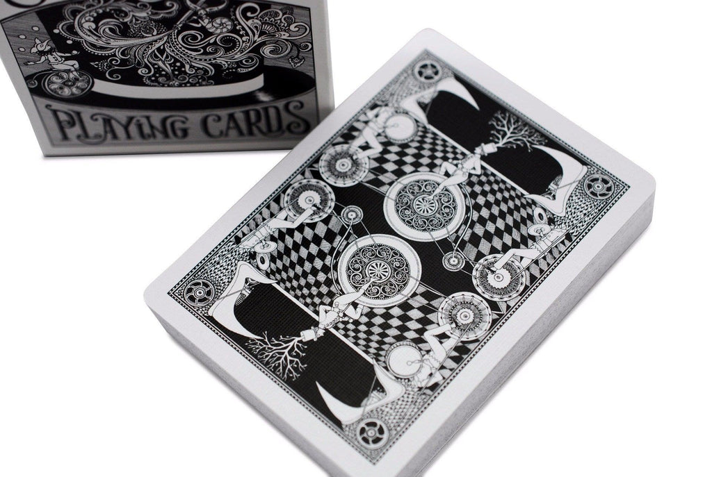 Fantastique Playing Cards - RarePlayingCards.com - 1