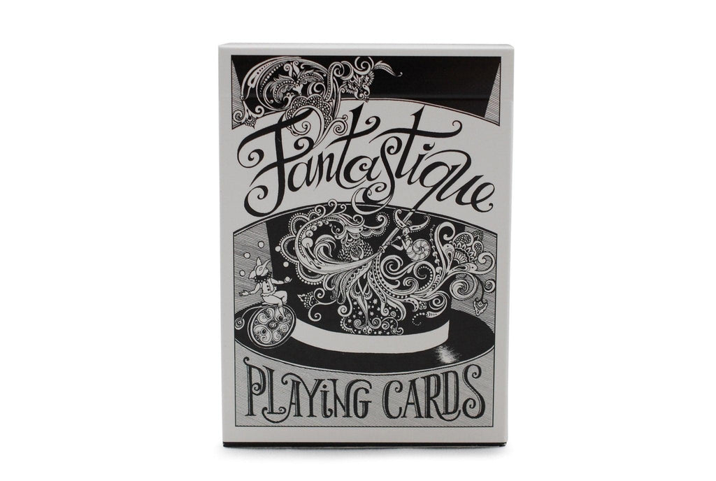 Fantastique Playing Cards - RarePlayingCards.com - 2