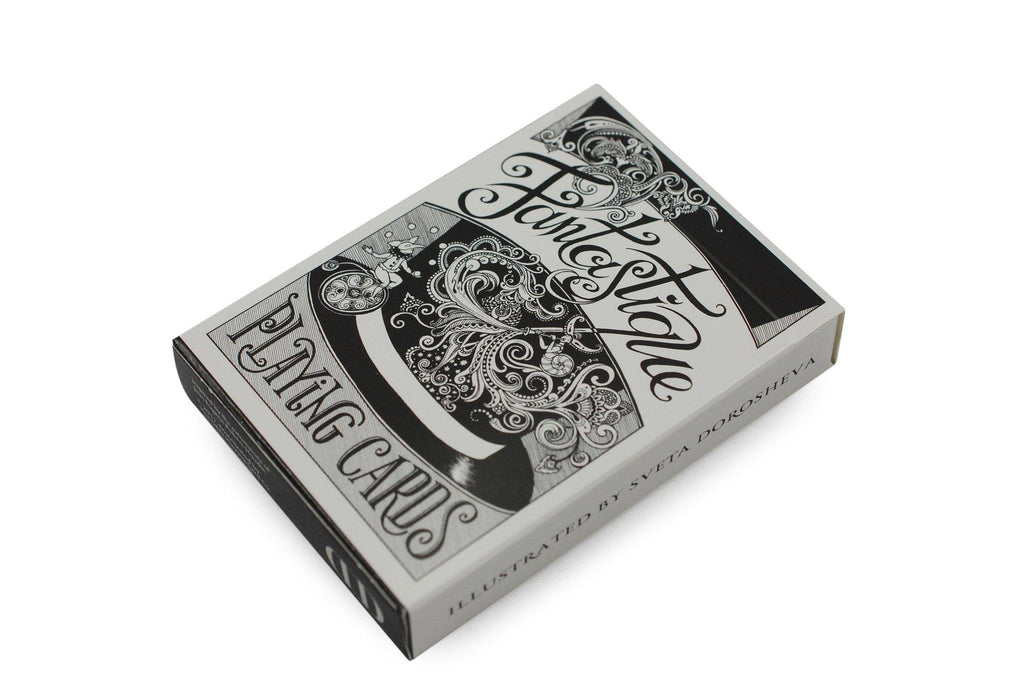 Fantastique Playing Cards - RarePlayingCards.com - 4