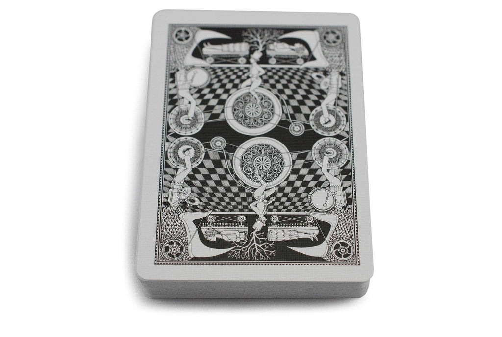 Fantastique Playing Cards - RarePlayingCards.com - 7