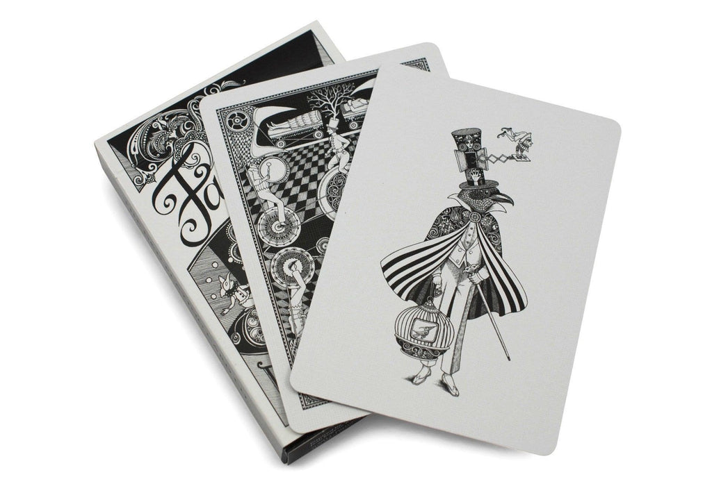 Fantastique Playing Cards - RarePlayingCards.com - 8
