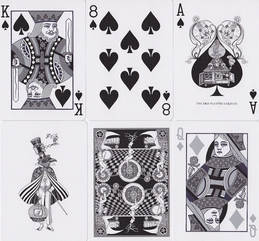 Fantastique Playing Cards by Dan & Dave