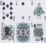 Fathom Playing Cards - RarePlayingCards.com - 10