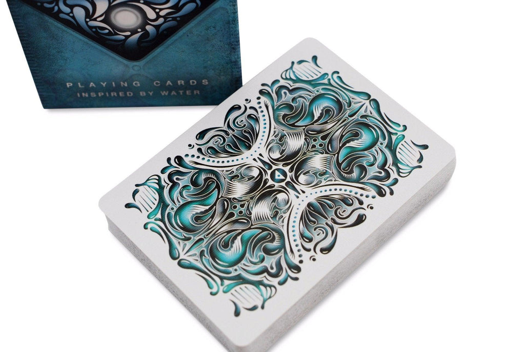 Fathom Playing Cards - RarePlayingCards.com - 1
