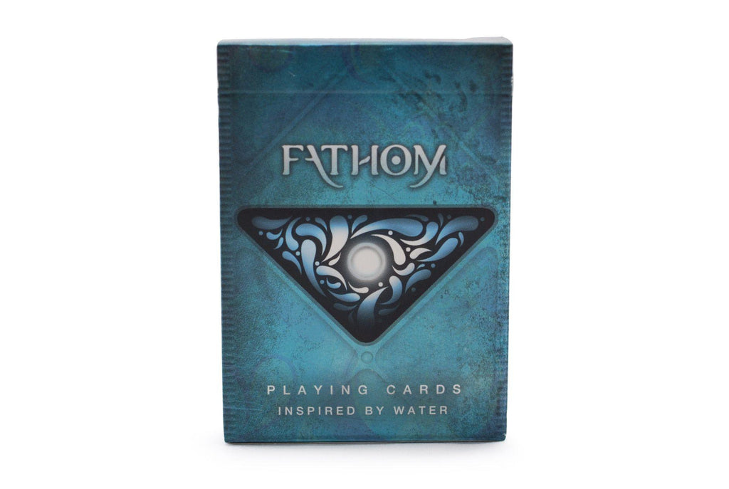 Fathom Playing Cards - RarePlayingCards.com - 4