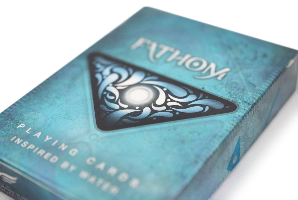 Fathom Playing Cards - RarePlayingCards.com - 5