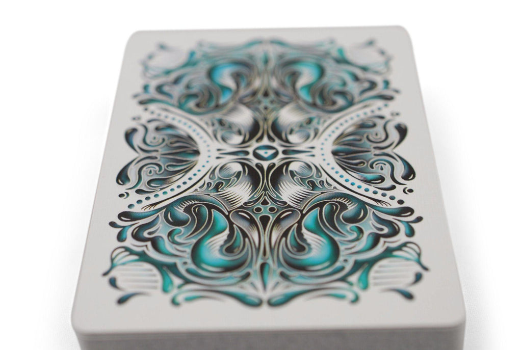 Fathom Playing Cards - RarePlayingCards.com - 8