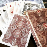 Federal 52 Reserve Note Playing Cards - RarePlayingCards.com - 10