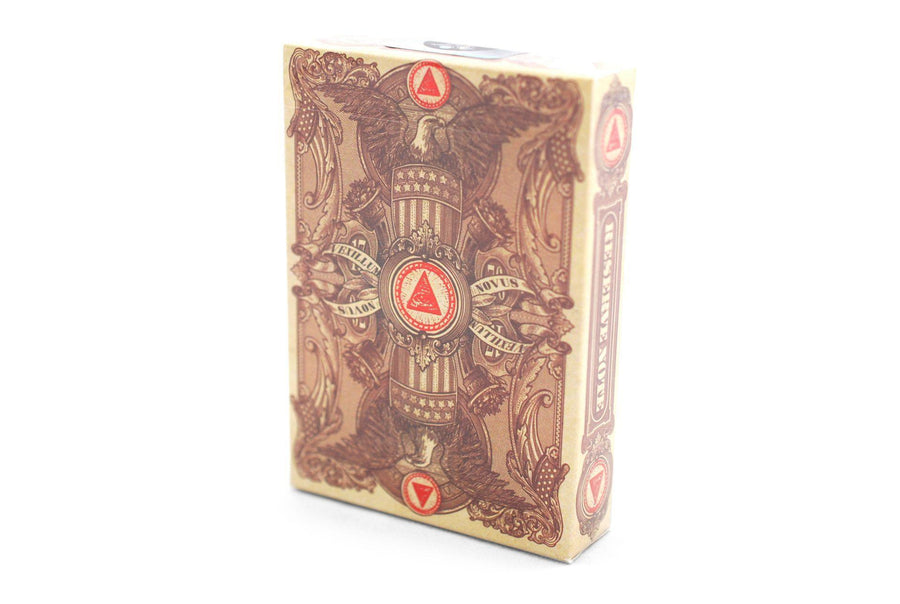 Federal 52 Reserve Note Playing Cards by Kings Wild Project