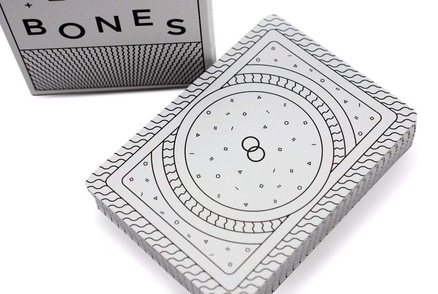 Flesh & Bones Playing Cards by Art of Play