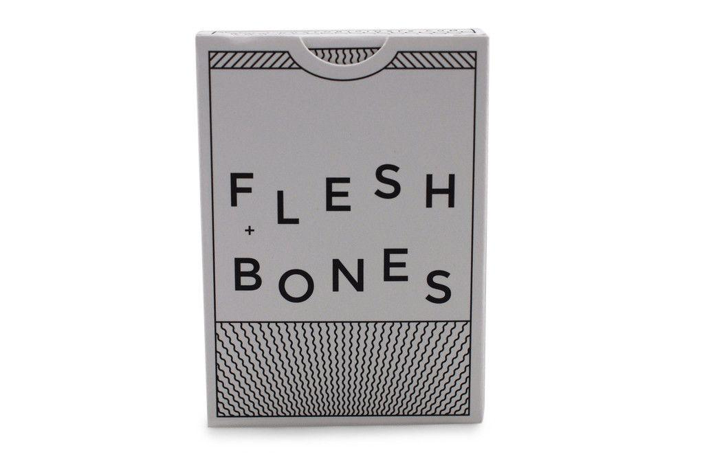 Flesh & Bones Playing Cards - RarePlayingCards.com - 4