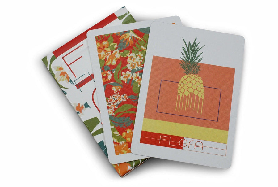 Flora Playing Cards by Magic Shop San Diego