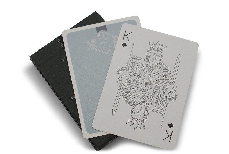 Fox Targets Playing Cards by Murphy's Magic