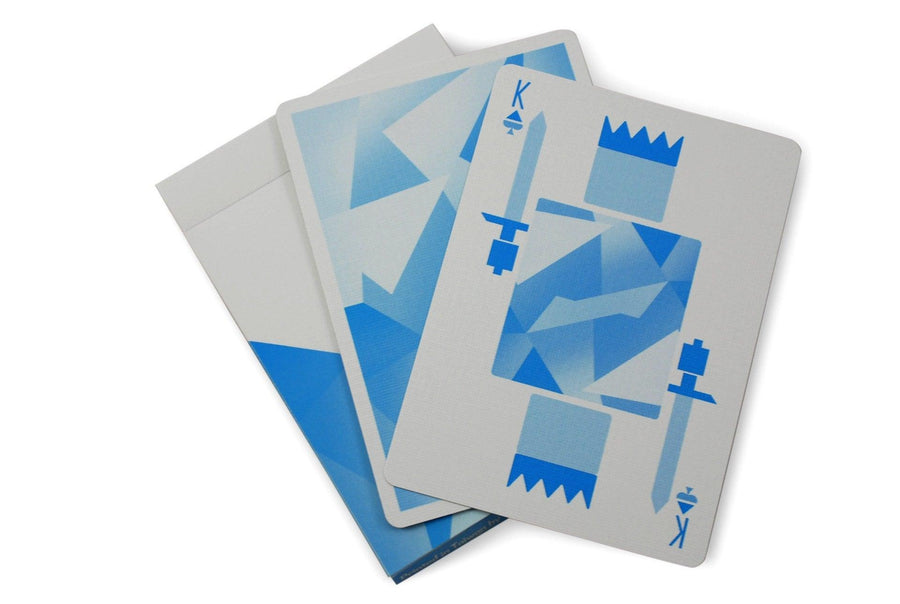 Frostbite Playing Cards by Hanson Chien