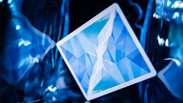 Frozen Art of Cardistry Playing Cards by Bocopo Playing Card Co.