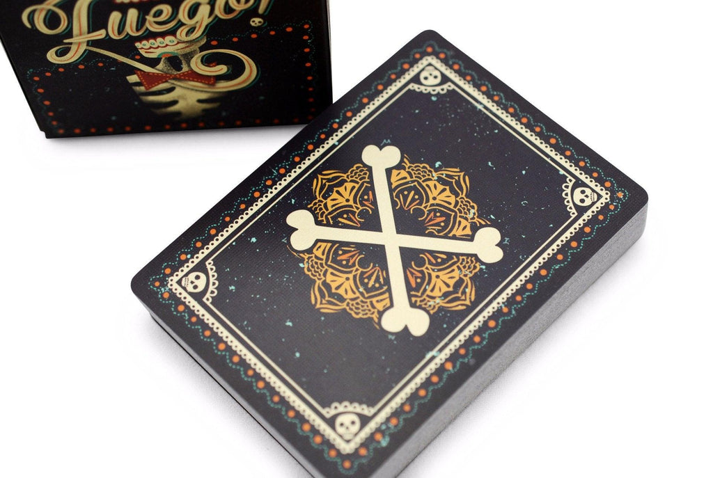 Fuego! Playing Cards - RarePlayingCards.com - 1