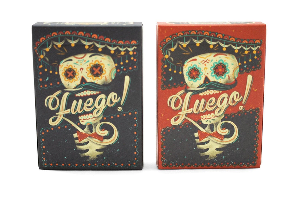 Fuego! Playing Cards - RarePlayingCards.com - 2