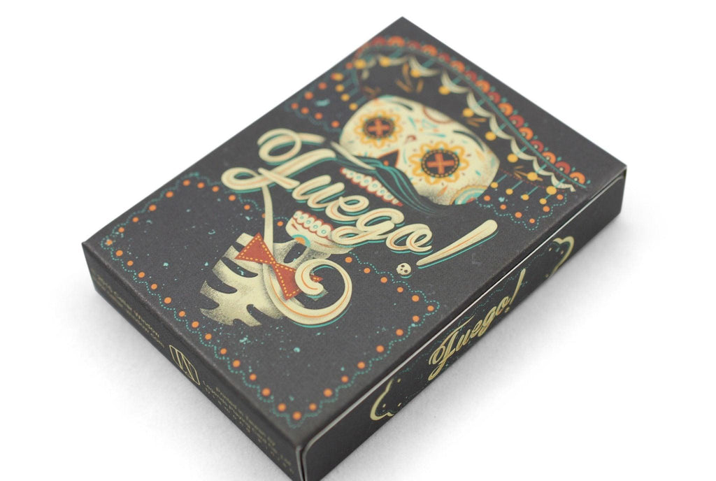 Fuego! Playing Cards - RarePlayingCards.com - 4