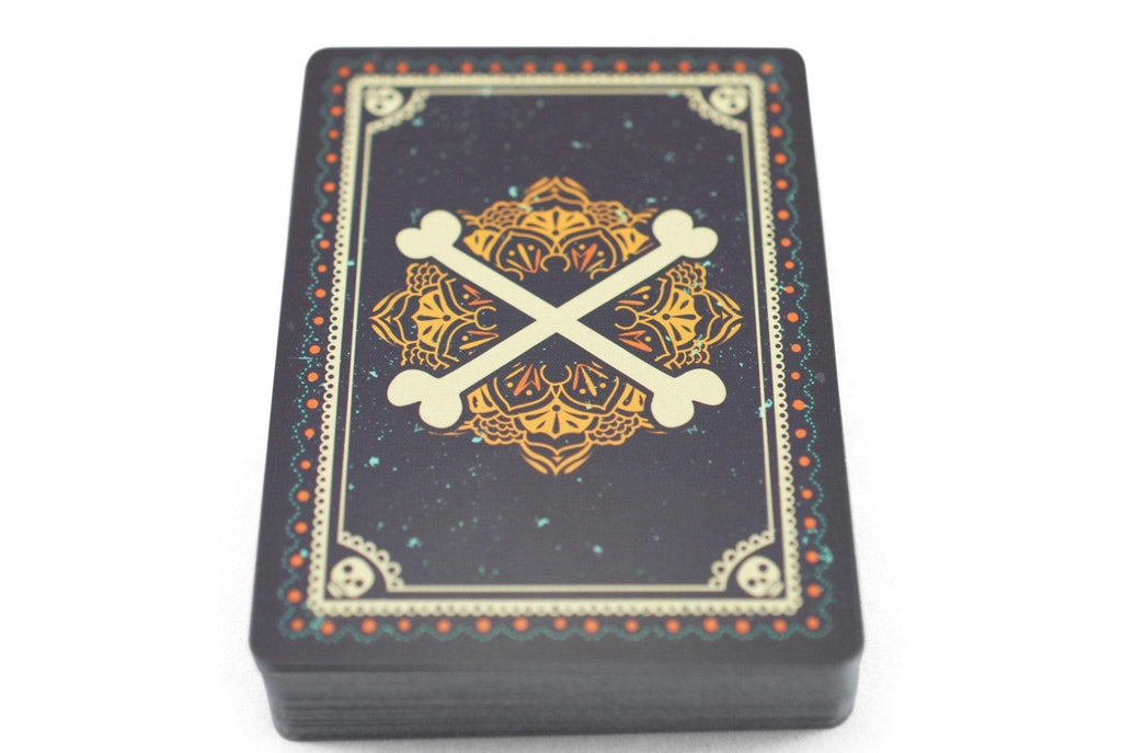 Fuego! Playing Cards - RarePlayingCards.com - 7