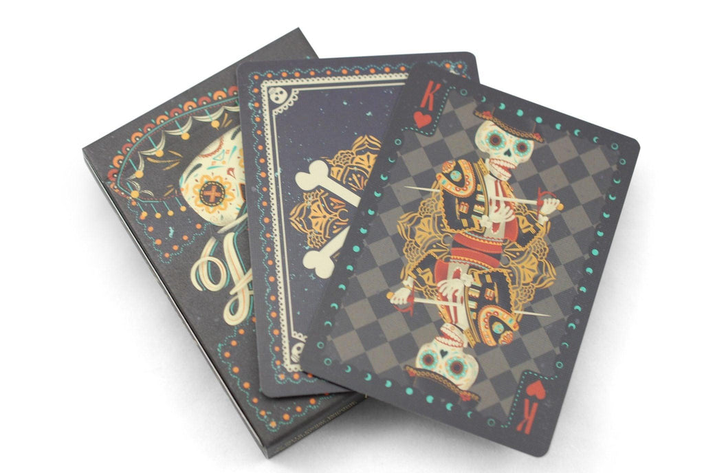 Fuego! Playing Cards by Legends Playing Card Co.