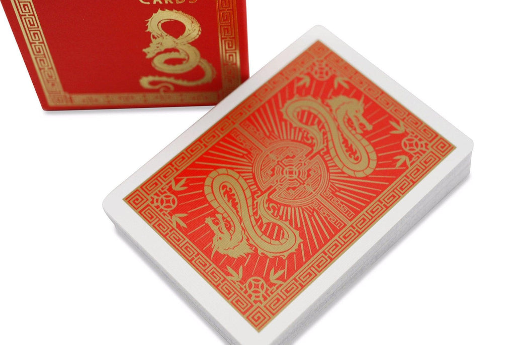 Fulton's Chinatown Playing Cards - RarePlayingCards.com - 1