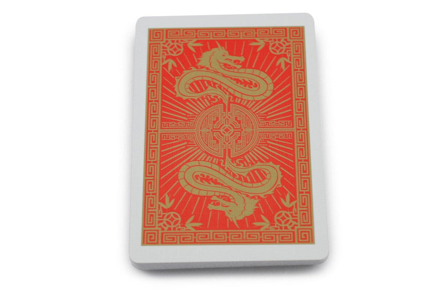 Fulton's Chinatown Playing Cards by Dan & Dave
