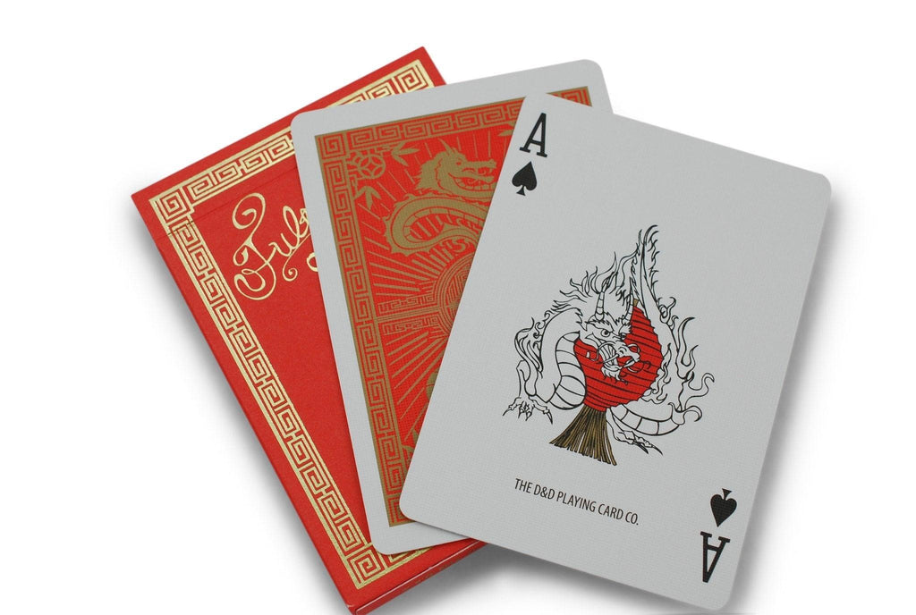 Fulton's Chinatown Playing Cards