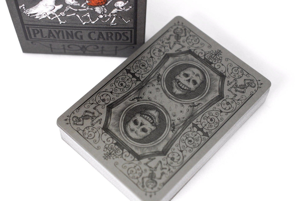 Fulton's October 2014 Edition Playing Cards - RarePlayingCards.com - 1