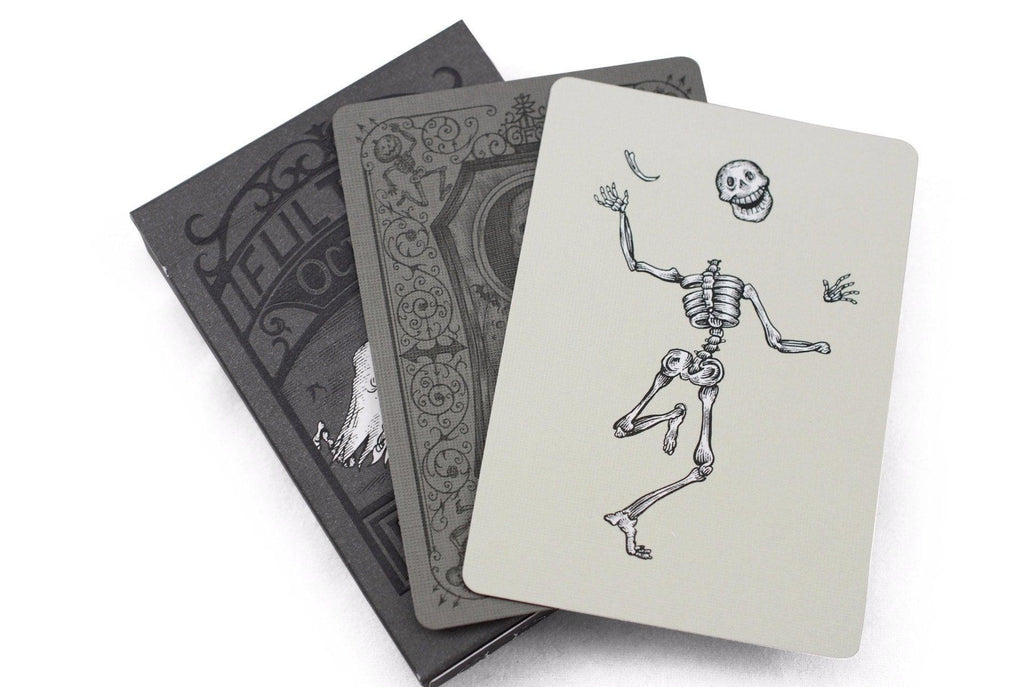 Fulton's October 2014 Edition Playing Cards - RarePlayingCards.com - 8