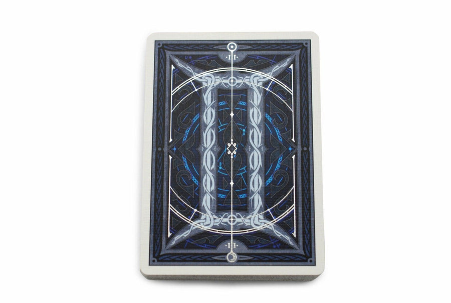Gemini Noctis Playing Cards by Stockholm 17