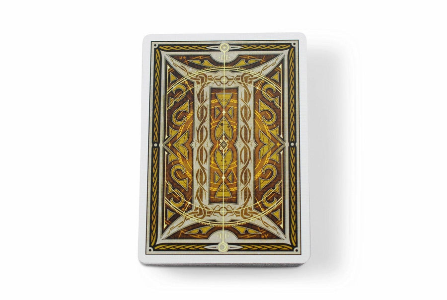 Gemini Terra Playing Cards by Stockholm 17