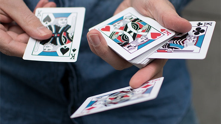 Handshields Jeans Edition Playing Cards by Handshields