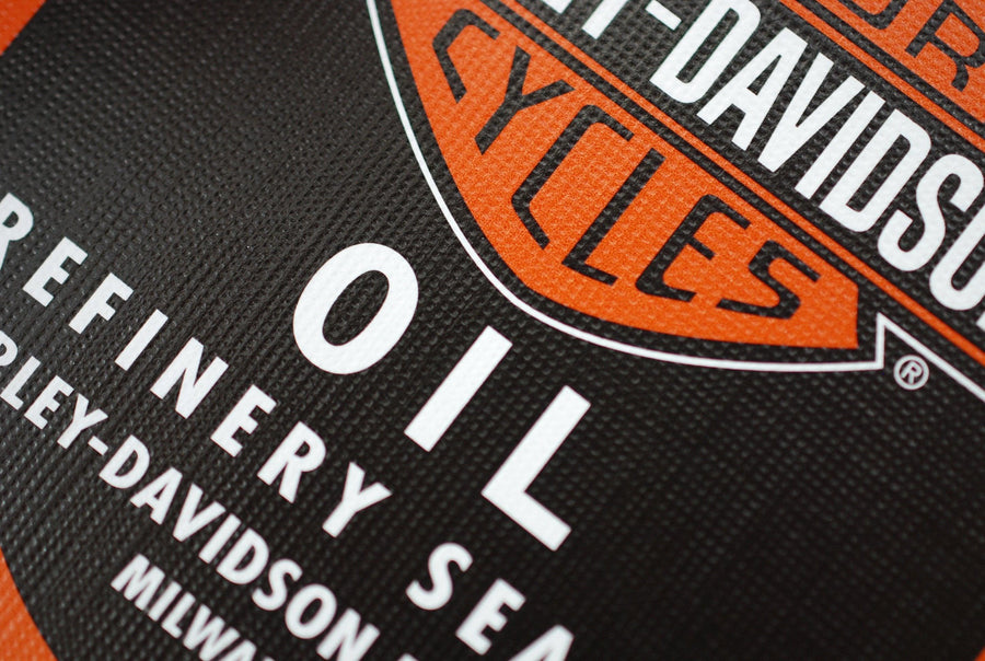 Harley Davidson® Oil Playing Cards by US Playing Card Co.