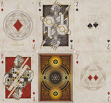 Heretic Playing Cards by Stockholm 17