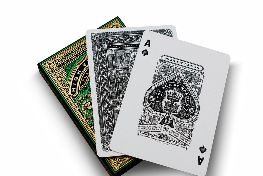 High Victorian Playing Cards by Theory11