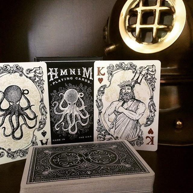 HMNIM Playing Cards - RarePlayingCards.com - 10