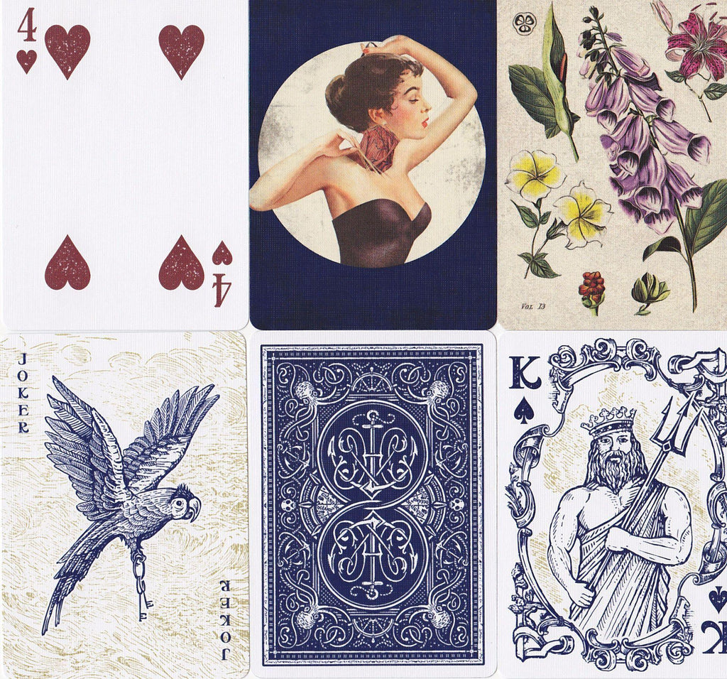 HMNIM Playing Cards - RarePlayingCards.com - 11