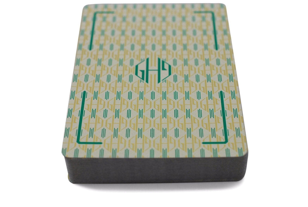 Hollingworths, Emerald Ed. Playing Cards - RarePlayingCards.com - 6