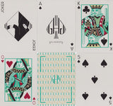 Hollingworths, Emerald Ed. Playing Cards
