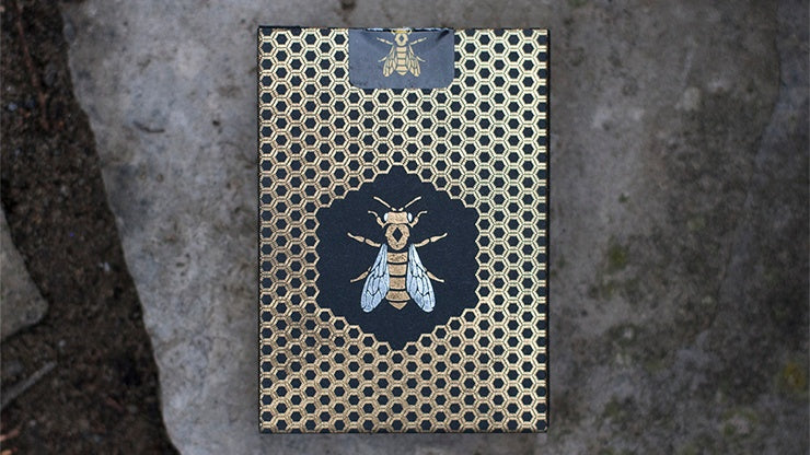 Honeybee Special Edition MetalLuxe Playing Cards by Penguin Magic