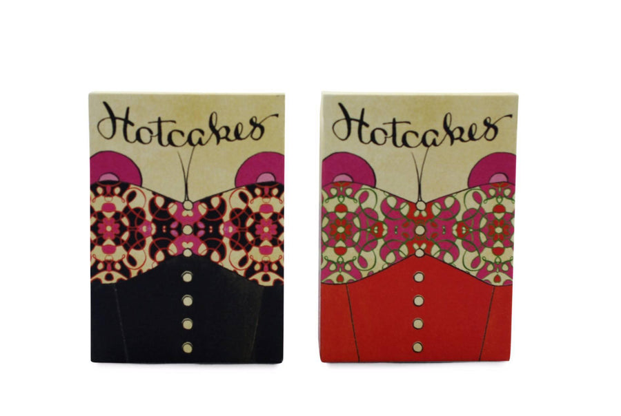 Hotcakes Playing Cards by Uusi