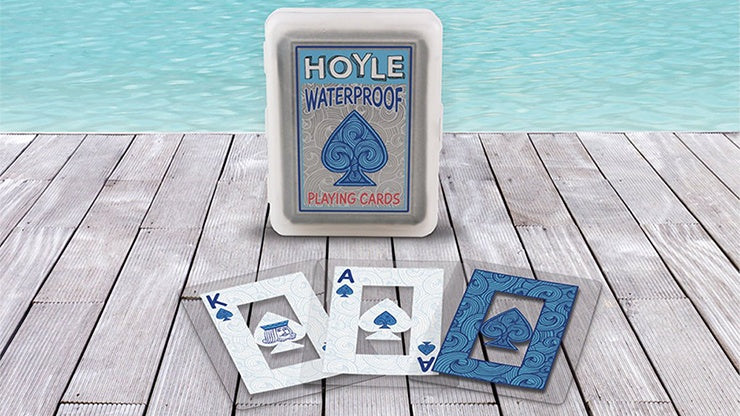 Hoyle Waterproof Playing Cards by RarePlayingCards.com