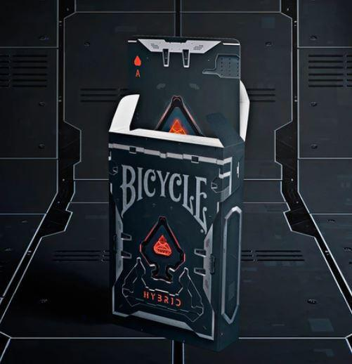 Bicycle Hybrid Playing Cards