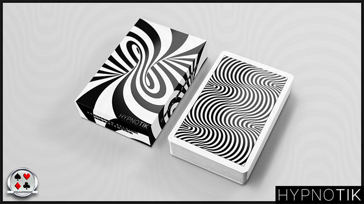 HYPNOTIK Playing Cards by Cartamundi