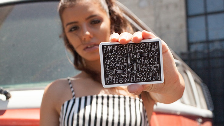 Icon BLK Playing Cards by Pure Imagination Projects