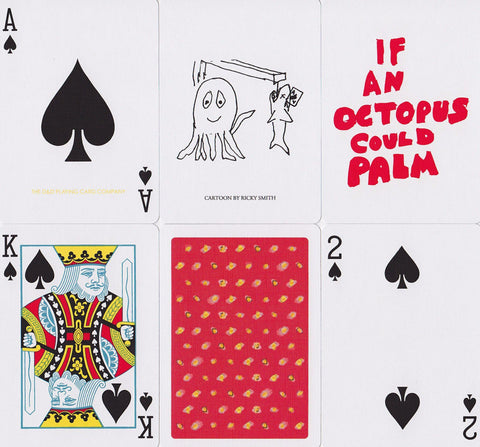 If an Octopus Could Palm Playing Cards by Dan & Dave